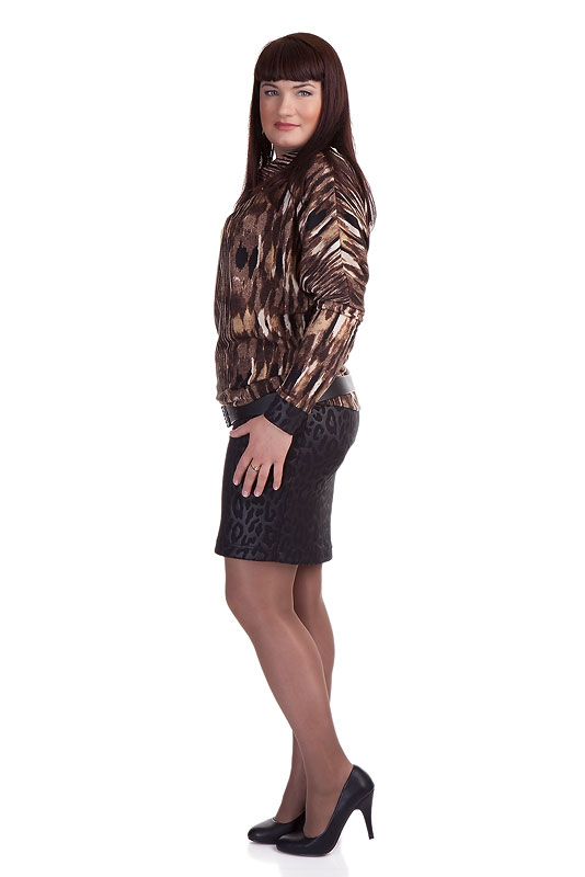 Женское платье карандаш фото